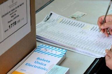 Elecciones en Salta: ganó una de las listas respaldadas por el gobernador Gustavo Sáenz