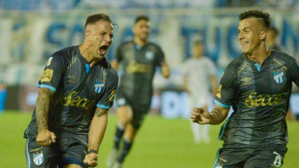 Independiente perdió y ahora comparte la punta con Racing