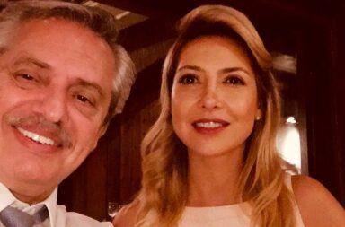 El presidente Alberto fernández hablo sobre los rumores de embarazo de la primera dama