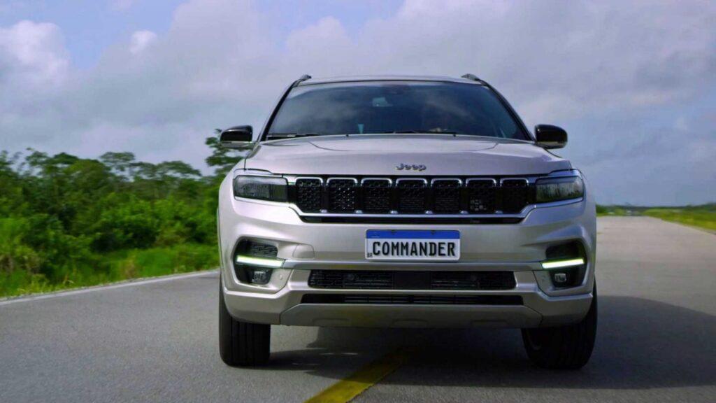 Jeep develó por completo su nuevo SUV para 7 pasajeros