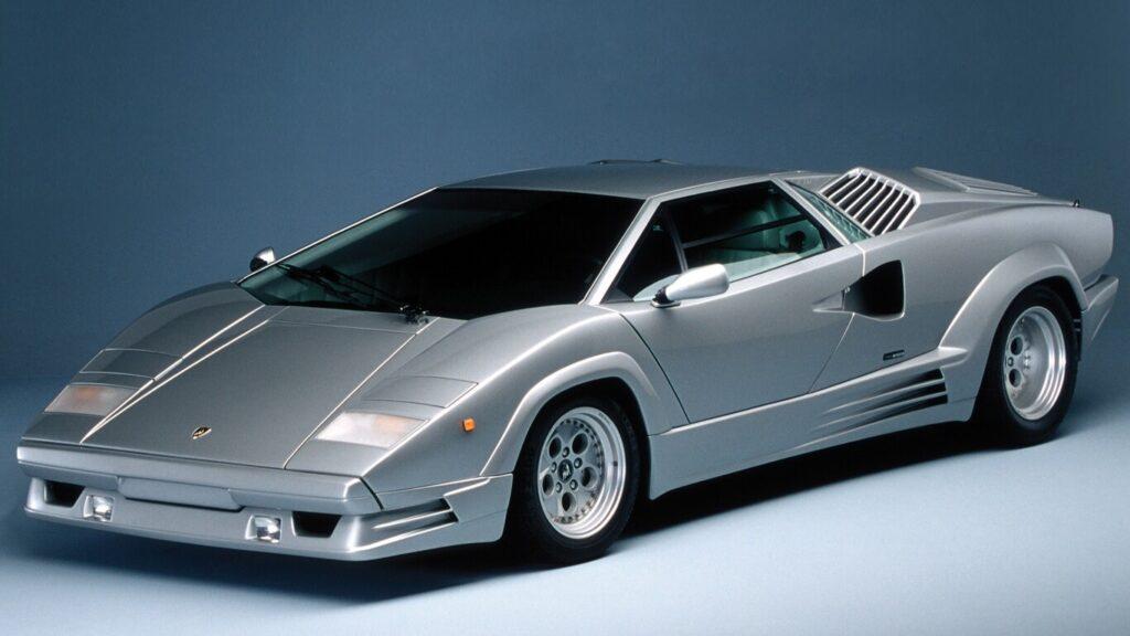 Lamborghini creará un nuevo Countach para festejar los 50 años del modelo