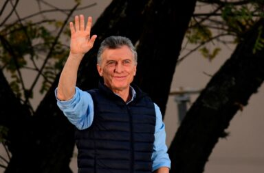 Mauricio Macri habló sobre el escándalo de Olivos