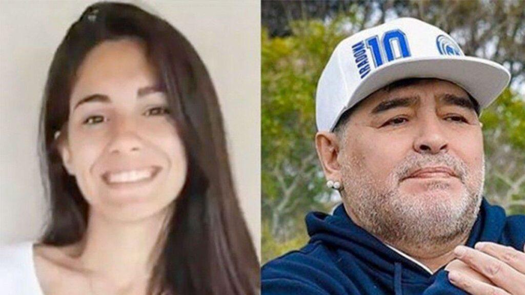 Se conoció el resultado del ADN de Magalí Gil, la supuesta hija de Maradona
