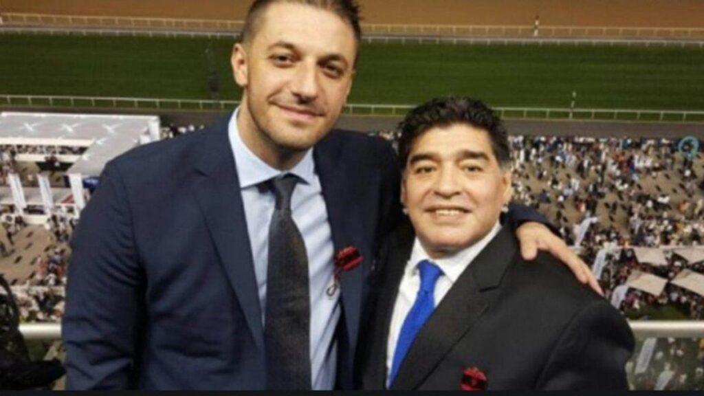 Matías Morla Maradona