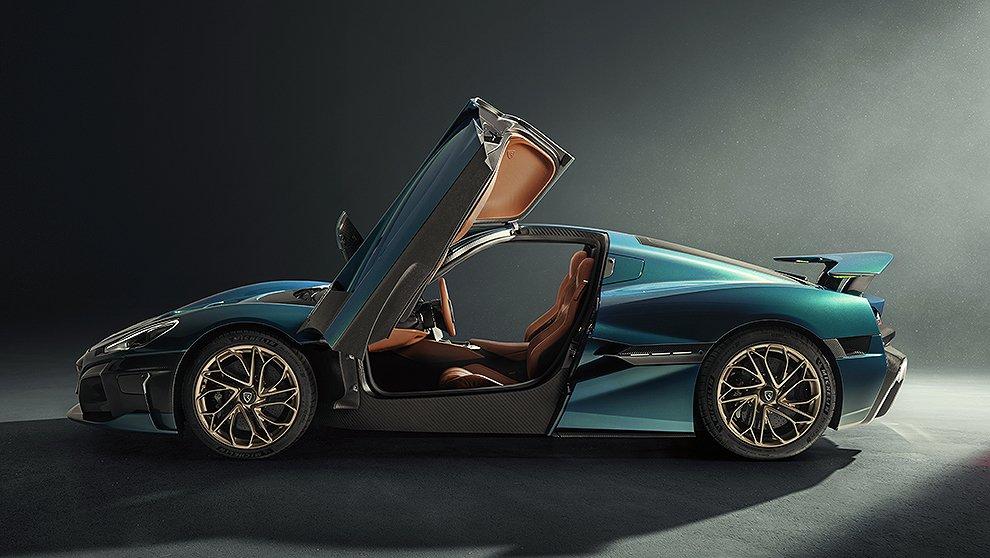Rimac Nevera: El auto de producción más rápido del mundo