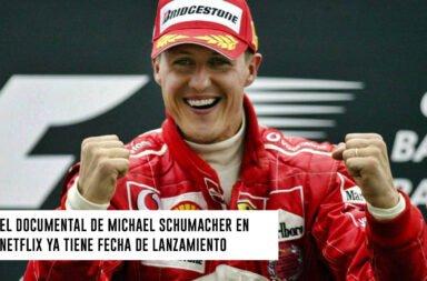 El documental de Michael Schumacher en Netflix ya tiene fecha de lanzamiento