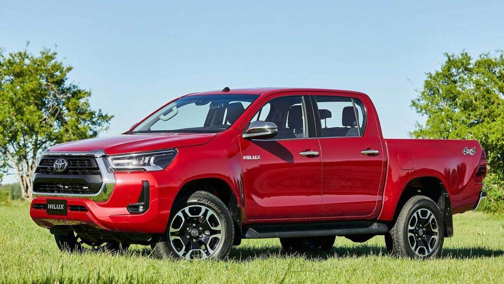 Toyota Brasil empezó a recibir soja y maíz como parte de pago de sus vehículos