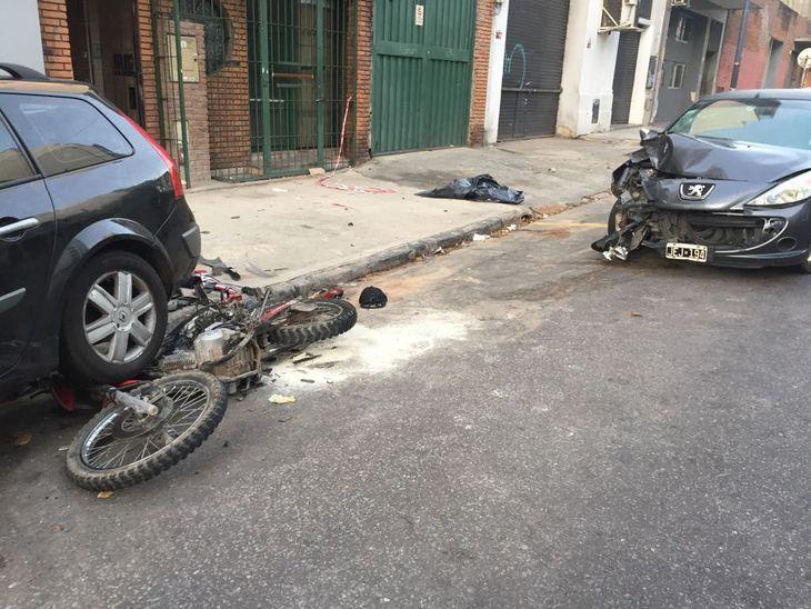 Rivas motochorros