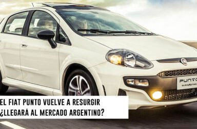 El Fiat Punto vuelve a resurgir ¿Llegará a Argentina?