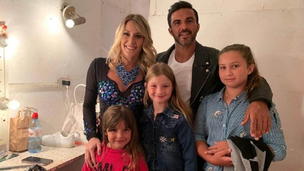 Nicole Neumann y Fabián Cubero podrán mostrar a sus hijas en redes después del acuerdo que firmaron