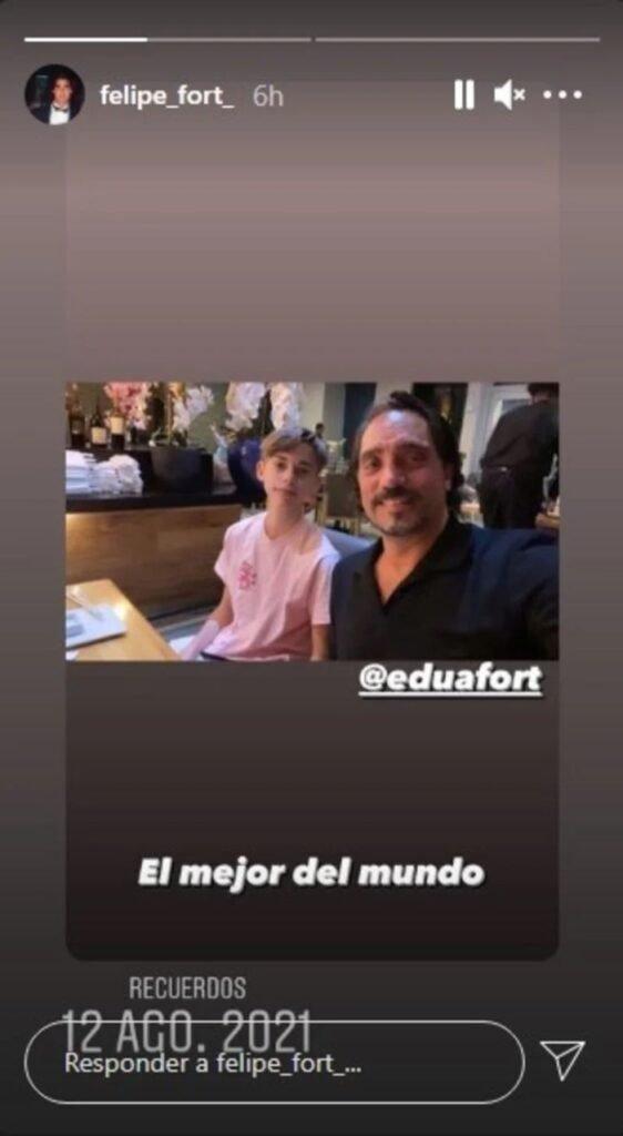 La familia de Eduardo Fort, criticó a Rocío Marengo