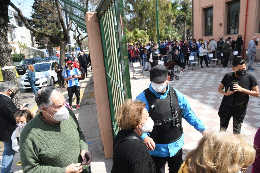 Evalúan extender el horario de votación en la Ciudad de Buenos Aires