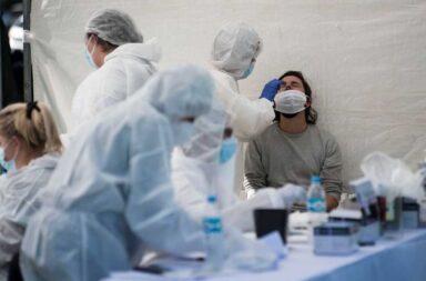 Coronavirus: luego del pico de casos en mayo, se registran 14 semanas de descenso sostenido de contagios
