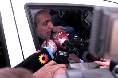 Aníbal se reunió con el presidente de la Nación en la Casa Rosada