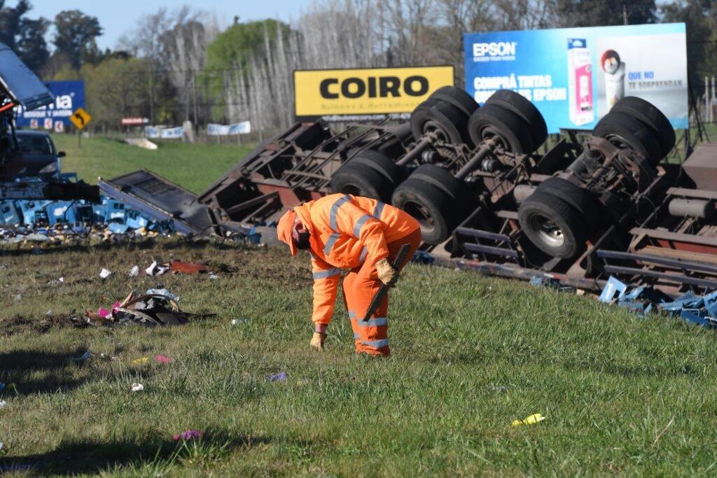 Accidente Autovia 2