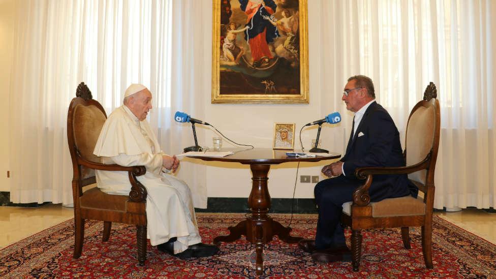 El Papa Francisco negó los rumores de su renuncia: