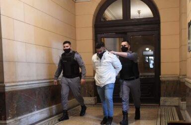 Juan José Navarro Cádiz, acusado por el doble crimen de Congreso