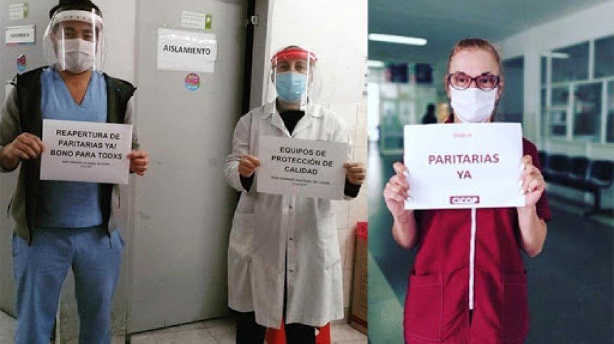 Paritarias: los médicos bonaerenses rechazaron una nueva oferta de aumento salarial del gobierno