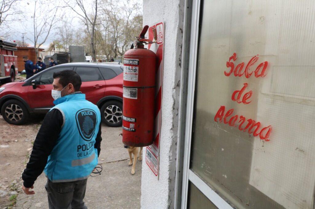 Descubren un cuartel ilegal de bomberos en Barracas: cuatro acusados se declararon culpables y fueron condenados