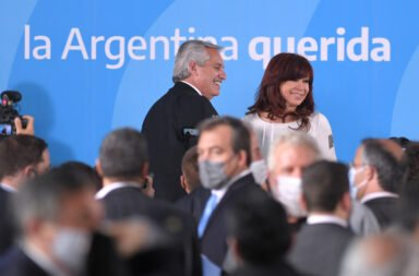 Cristina y Alberto