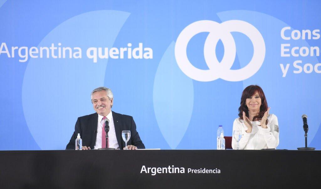 Cristina y Alberto volvieron a mostrarse juntos con anuncios para el campo