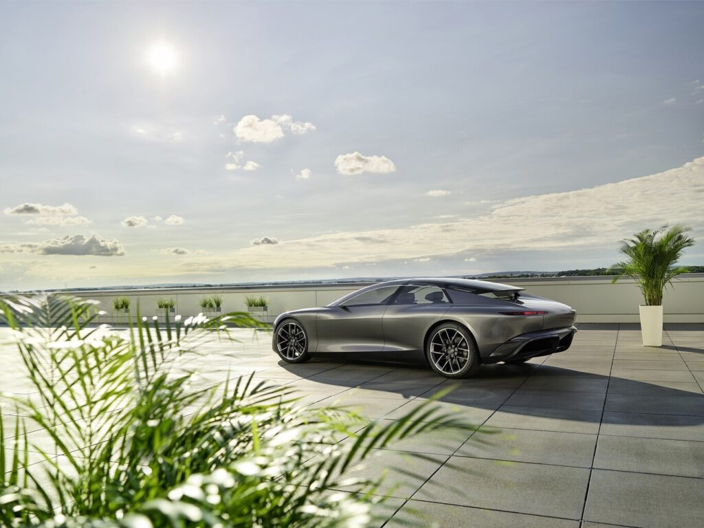 Audi Grandsphere Concept: El futuro de los vehículos de la marca alemana