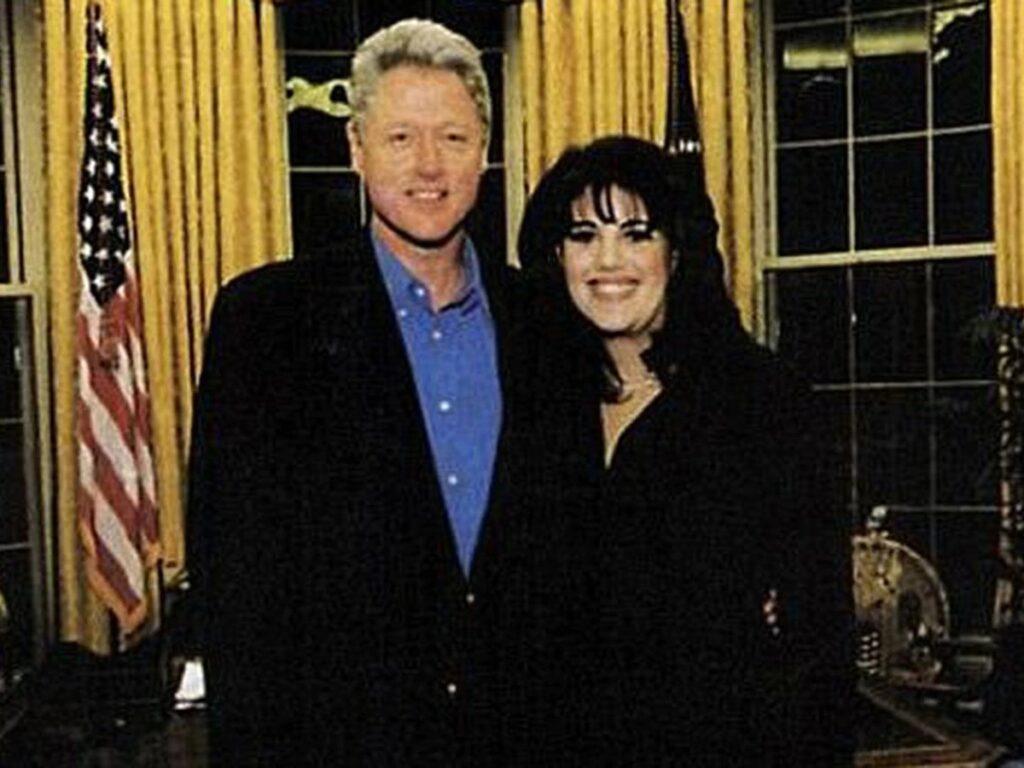 Mónica Lewinsky prepara su serie, a 23 años del escándalo con Bill Clinton