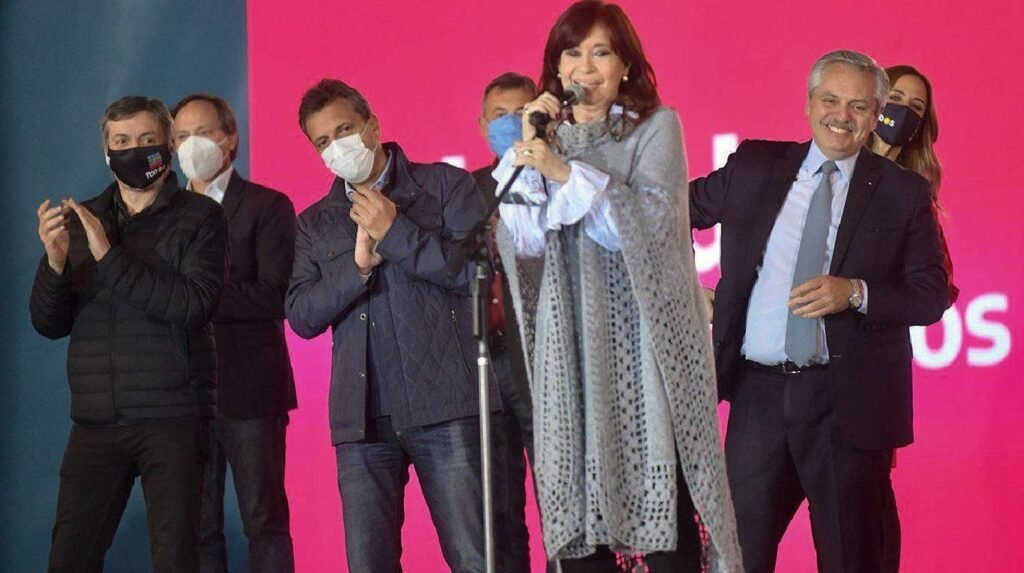 Cristina cierre de campaña