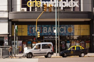 Cine Arte Múltiplex de Belgrano