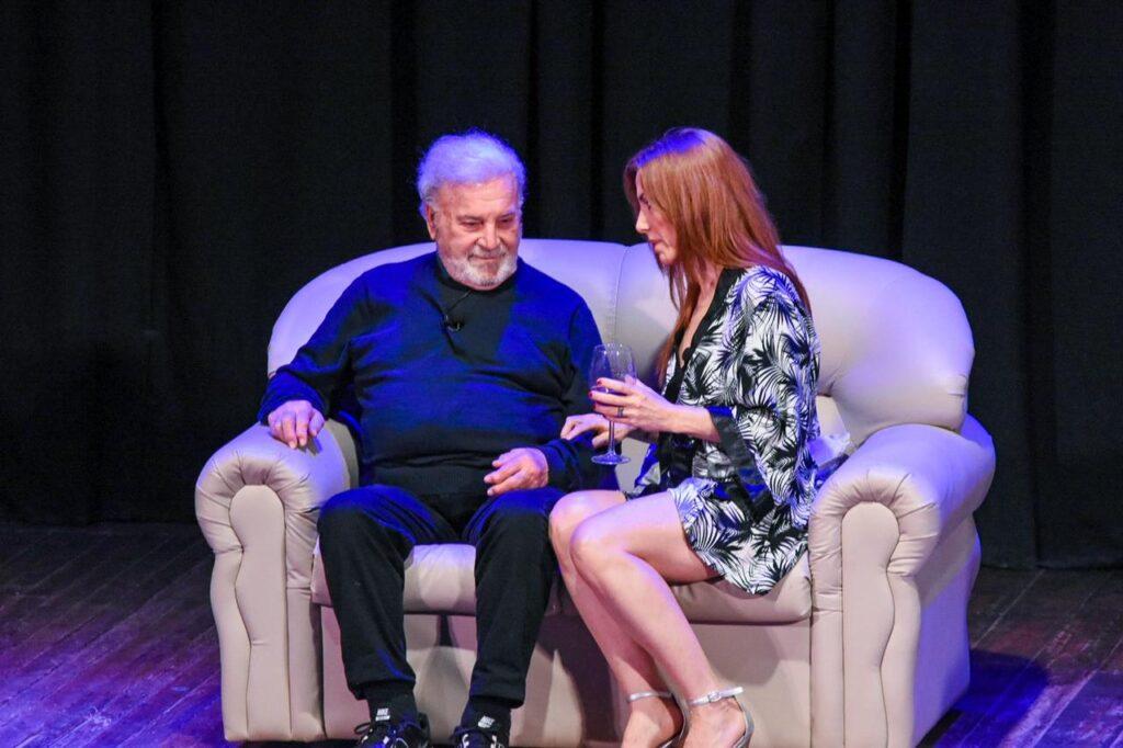 Viviana Saccone y Rodolfo Ranni continúan de gira por Buenos Aires con