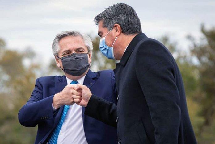 Alberto Fernández aseguró que a fin de septiembre la mitad de la población estará vacunada con ambas dosis