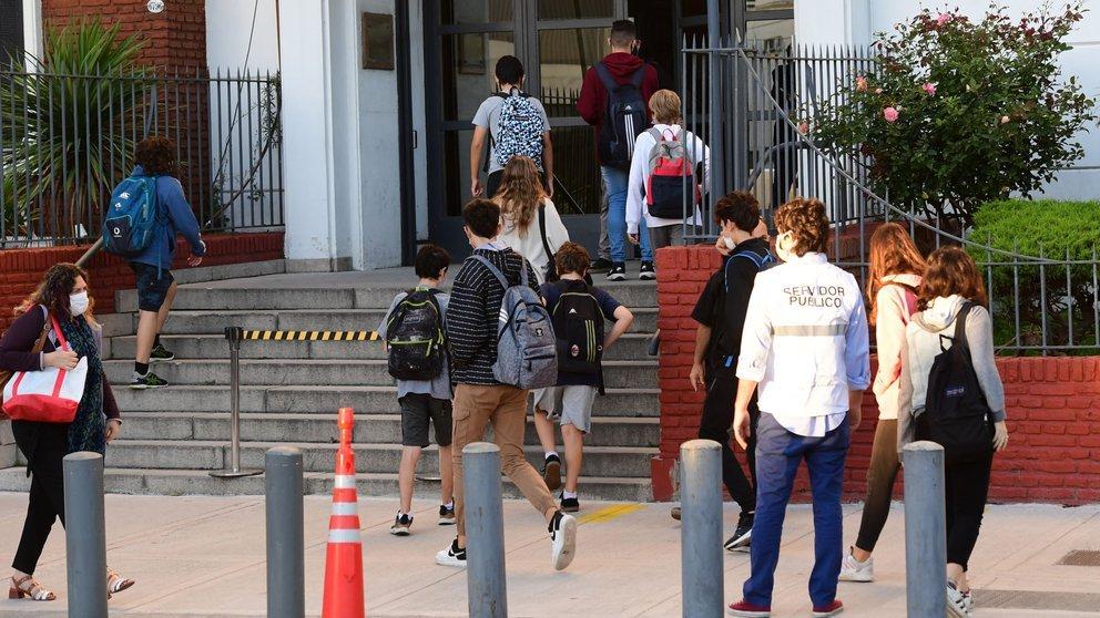 Se confirmaron 43 casos de coronavirus en el colegio ORT de Belgrano, analizan si se trata de la variante Delta