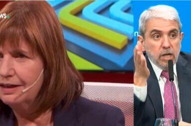 Lo que pasó en la televisión: Bullrich contra Aníbal, el tiroteo en Avellaneda y el tuit de Cristina contra Macri