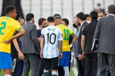 partido Argentina Brasil