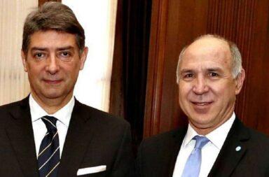 Ricardo Lorenzetti criticó al nuevo titular de la Corte Horacio Rosartti