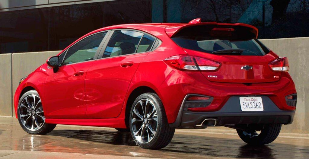 Chevrolet Argentina fabricará en Córdoba una versión RS del Cruze