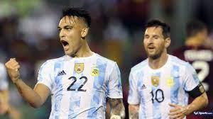 Argentina jugó bien y venció 3-1 a Venezuela