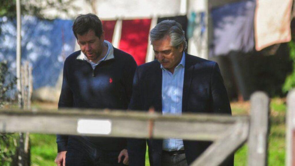 Renunció Juan Pablo Biondi, el vocero presidencial