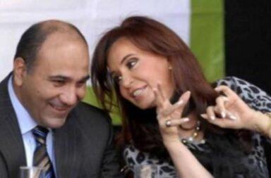 Juan Manzur nuevo jefe de gabinete de Alberto Fernandez