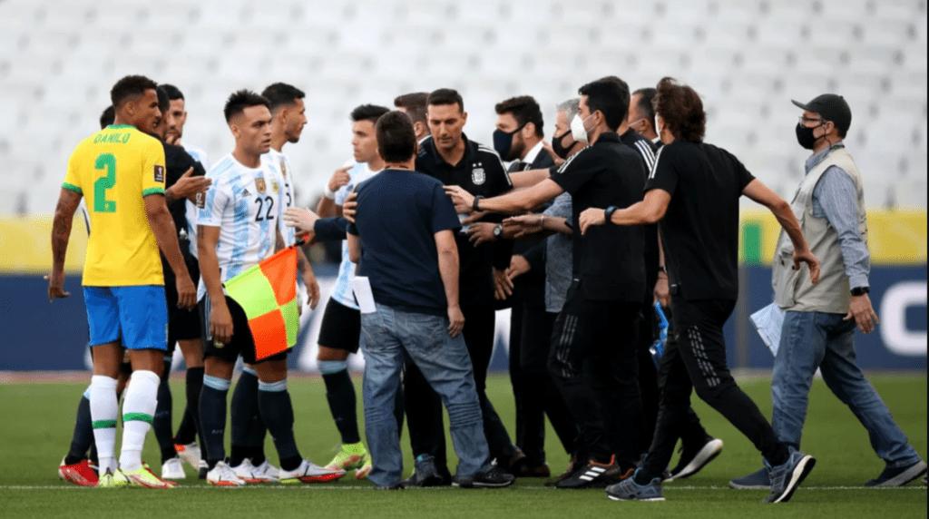 Polémica: suspenden el partido Argentina-Brasil por cuestiones sanitarias
