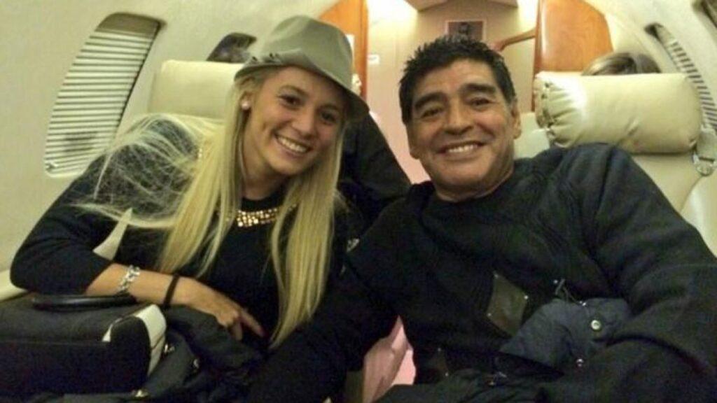 Rocío Oliva declaró en la causa Maradona: