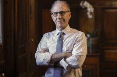 Carlos Rosenkrantz actual Presidente de la Suprema Corte de Justicia