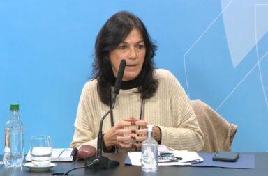 Vilma Ibarra desmintió que el presidente haya aceptado alguna renuncia de los ministros