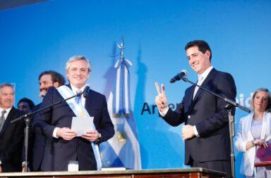 Wado De Pedro el primer ministro en poner su renuncia a disposición de Alberto