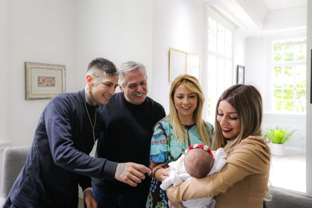 Alberto Fernández recibió en Olivos al cantante L-Gante: ¿de qué hablaron y que le prometió el presidente?