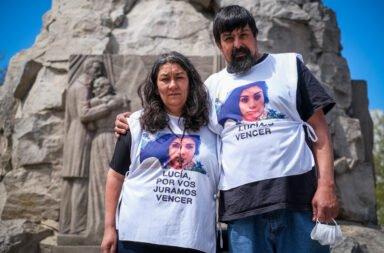 El interminable reclamo de Justicia de la mamá de Lucía Pérez: