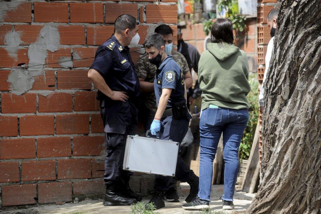Femicidio en Tigre: estranguló a su mujer y tiró el cuerpo con su DNI en una zanja de El Talar