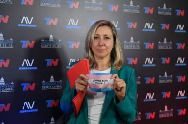 Video | El duro cruce entre Myriam Bregman y Javier Milei: