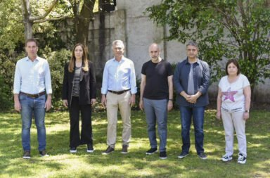 Incondicionales | Rodríguez Larreta, Vidal y Santilli salieron a respaldar a Macri antes de la indagatoria