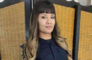 Encuentran muerta a una mujer policía y sospechan que su novio la mató de un disparo